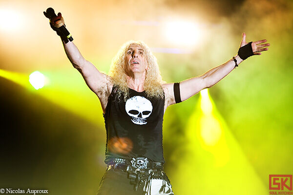 Photos concert : Twisted Sister @ Free Wheels, Courpière | 06 aout 2010