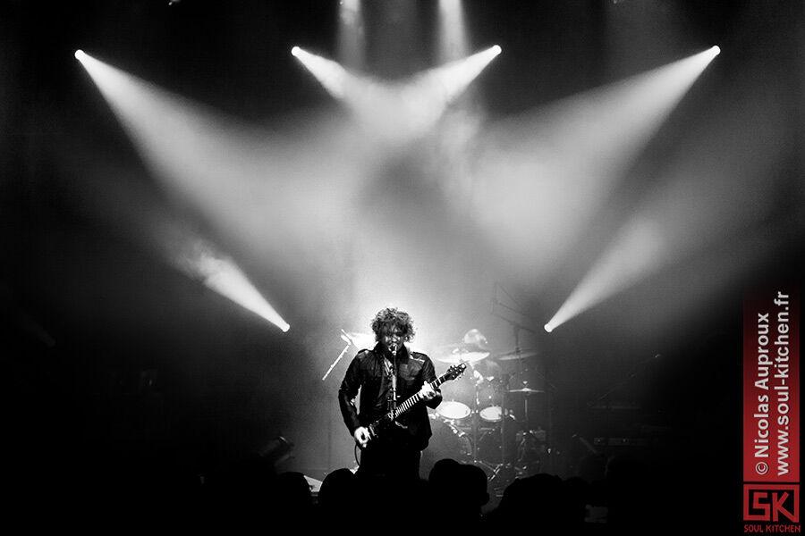 Photos concert : Anathema @ tournée française | 19 Février 2011