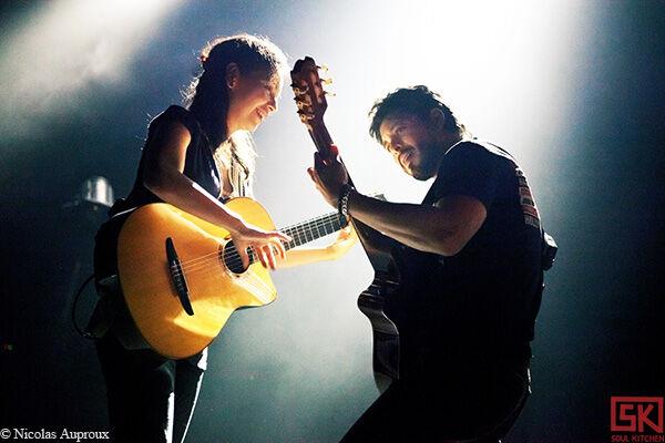 Photos concert : Rodrigo y Gabriela @ la coopérative de mai, Clermont-Ferrand   20 Novembre 2010