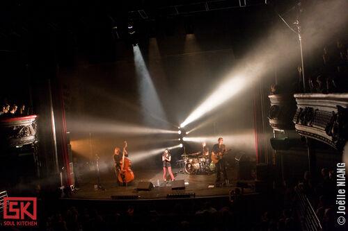 Photos concert : Carmen Maria Veka + Batlik @ La Cigale, Paris |20 novembre 2009