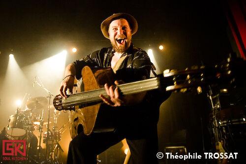 Photos du concert : Debout sur le zinc à Saint Jean d'Angely (Salle Aliénor d'Aquitaine) | 20 novembre 2009