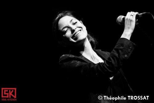 Photos concert : Berry @ La Coursive, La Rochelle   24 11 2009