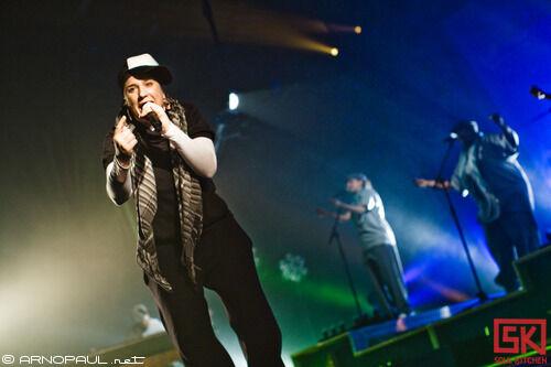 Photos concert : Diam's @ L'Autre Canal - Nancy | 26 novembre 2009