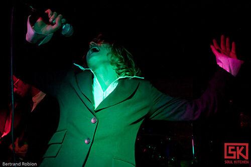 Photos concert : Jabberwock @ Le Klub, Paris | 27 novembre 2009