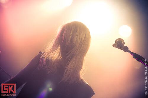Photos concert : Gliss @ Point Ephémère, Paris   29 novembre 2009