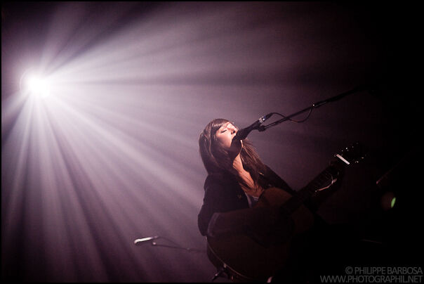 Photos concert : Rose @ La Cigale, Paris | 15 décembre 2009