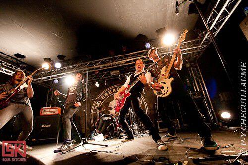 Photos concert : Paperback Freud @ La Boule Noire, Paris | 17 décembre 2009