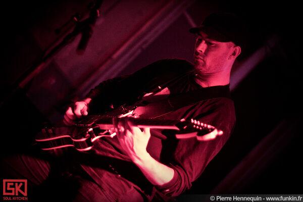 Photos concert : Dub in V.O + InfraZer @ L'Encroyable, Chaumont   27 mai 2010