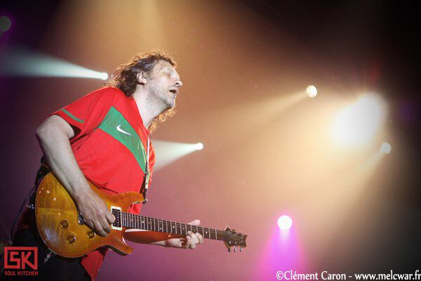 Photos concert : Festival Les Folies 2010, Maubeuge - Emir Kusturica & The No Smoking Orchestra