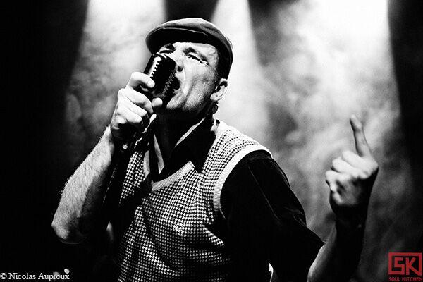 Photos concert : La Ruda @ Puce à l'oreille, Clermont-Ferrand - 06 juin 2010