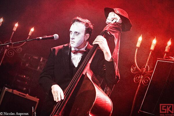 Photos concert : Mac Abbé et le Zombi Orchestra @ la puce à l'oreille, Riom | 25 juin 2010
