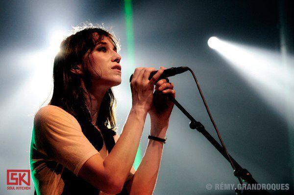 Photos concert : Charlotte Gainsbourg @ La Cigale, Paris | 9 juillet 2010