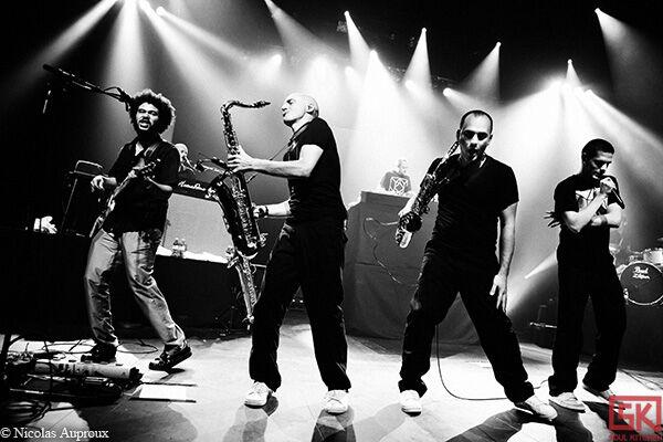 Photos concert : Hocus Pocus @ Francofolies 2010, La Rochelle| 16 juillet 2010