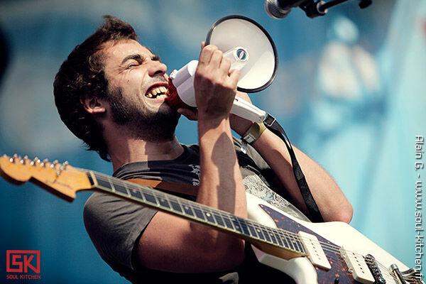 Photos concert : Arpad Flynn @ Hotel de Ville de Paris, Paris (festival Fnac Indétendances - Paris Plage) | 24 juillet 2010