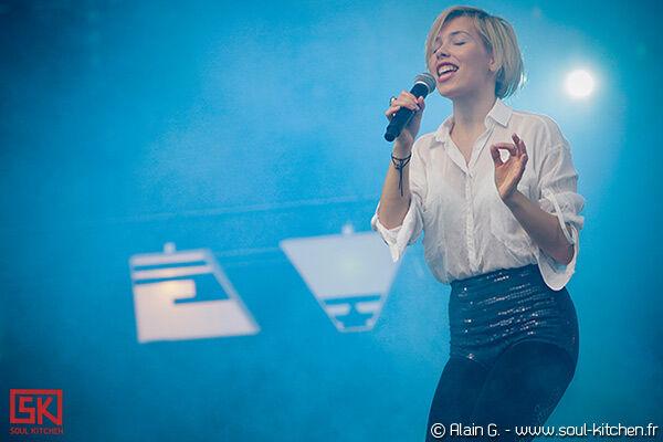 Photos concert : Chew Lips @ Rock en Seine - 29 aout 2010