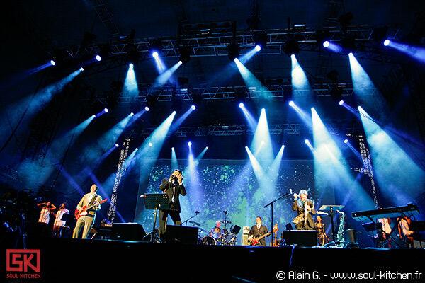 Photos concert : Roxy Music @ Rock en Seine - 28 aout 2010