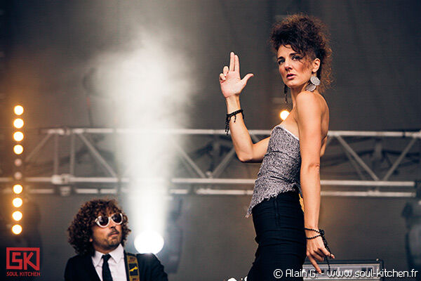 Photos concert : Wayne Beckford @ Rock en Seine - 29 aout 2010