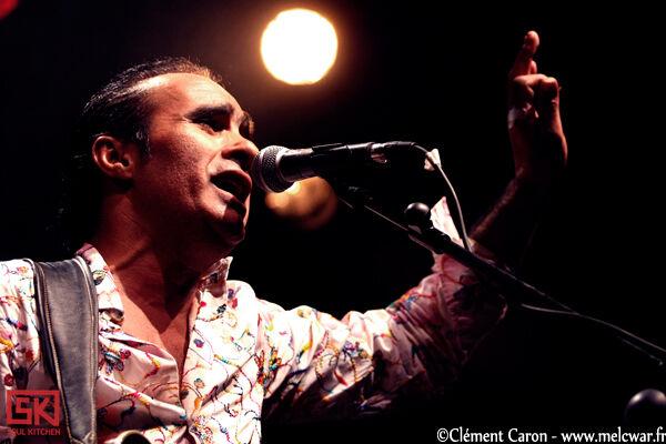 Photos concert : Takfarinas + Guests @ Forum de Charleville-Mézières,Charleville-Mézières - 04-09-2010