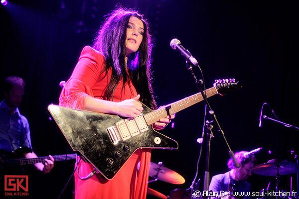 Photos concert : Brisa Roché @ Divan du Monde, Paris| 23 septembre 2010