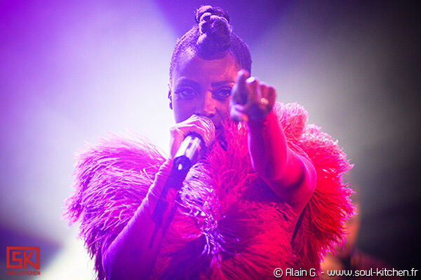 Photos concert : Morcheeba @ Bataclan, Paris - 12.10.2010