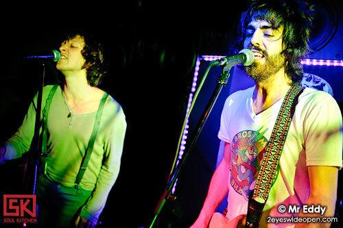 photos concert : Gush @ Scopitone, Paris | 12 janvier 2010