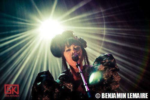 Photos concert : Emilie Simon @ Casino de Paris, Paris | 17 janvier 2010