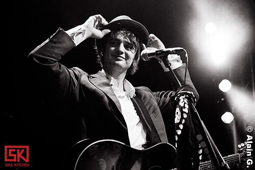 Live report : Peter Doherty @ Flèche d'Or, Paris | 18 janvier 2010