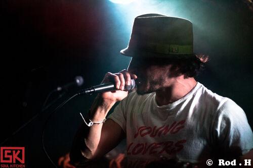Photos concert : Ace Out, Eldia @ International, Paris | 23 01 2010