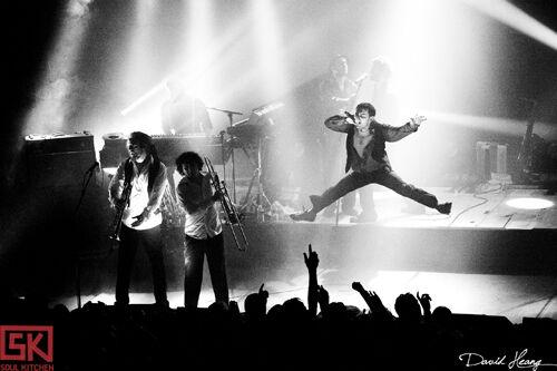 Photos concert : Babylon Circus @ Bataclan, Paris | 28 janvier 2010