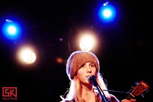 Photos concert : Sydney Wayser @ Maroquinerie (Festival les femmes s'en mêlent), Paris | 29.01.2010