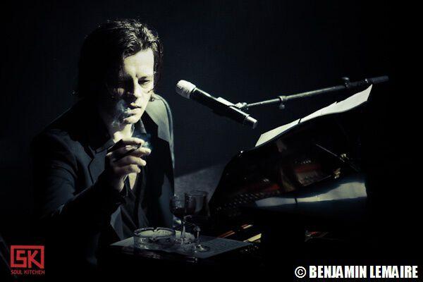 Benjamin Biolay au Casino de Paris, 04.02.2010