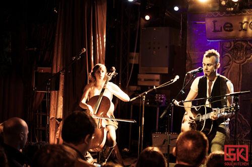 Photos concert : Asaf Avidan @ Le Reservoir, Paris | 17 fevrier 2010