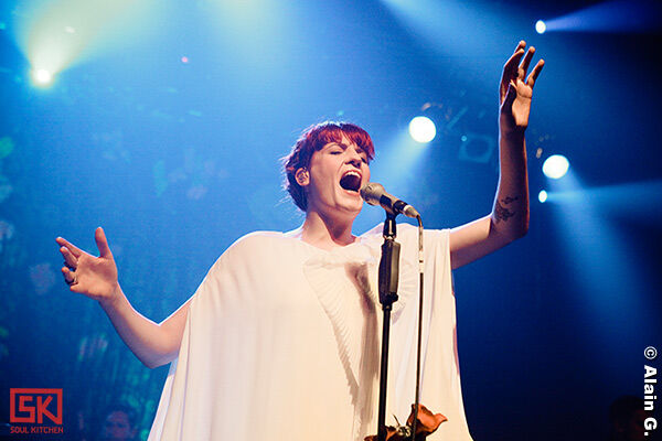 Florence and The Machine au Bataclan