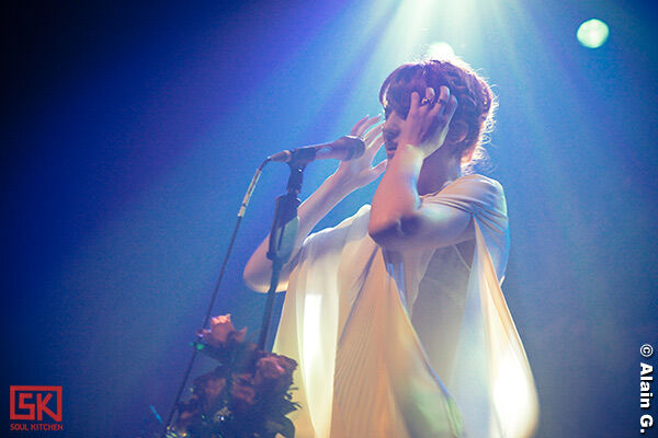Photos Concert Florence Amp The Machine Sian Alice Group