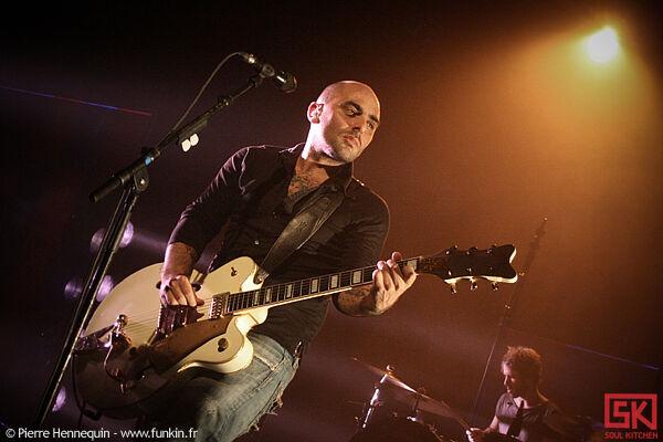 Photos concert : Da Silva @ Salle des fêtes, Chaumont | 5 mars 2010