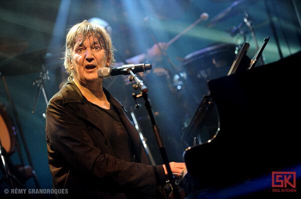 Photos concert : Jacques Higelin à la Cigale, Paris | 10 mars 2010