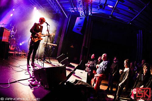 Photos concert : Lonelady @ Les Trinitaires, Metz | 27 mars 2010