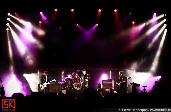 Photos concert : Rolling Saone @ Halle Sauzay, Gray | 8 mai 2010