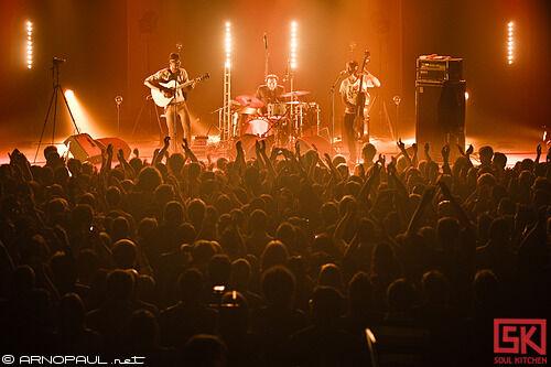 Photos concert : Tété @ L'Autre Canal, Nancy | 12 mai 2010