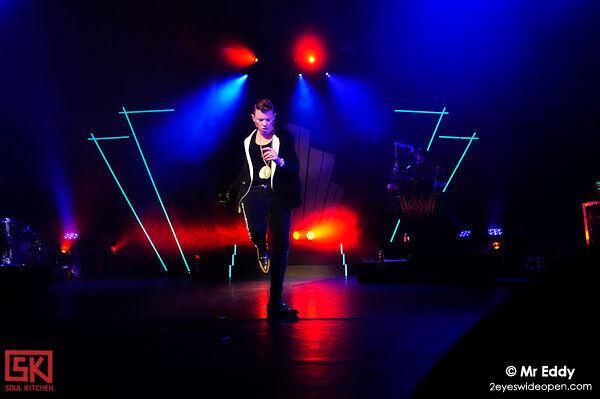 Photos concert : La Roux @ Olympia, Paris   13 mai 2010