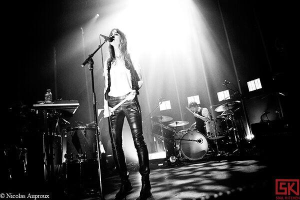 Photos concert : Charlotte Gainsbourg @ Coopérative de mai, Clermont Ferrand | 15 juin 2010