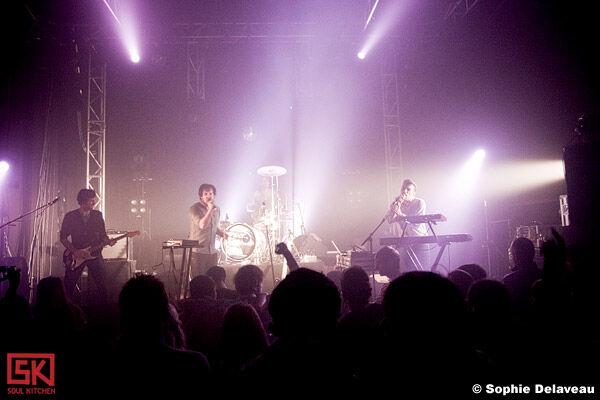 Photos concert : Fortune @ Le Manège, Lorient | 01 octobre 2010