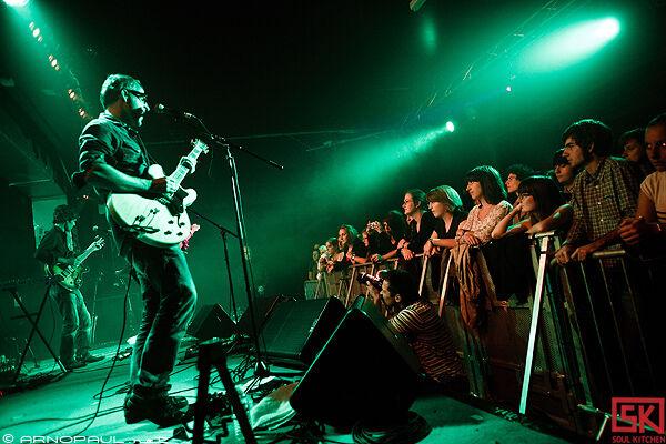 Photos concert : Hey Hey My My @ Le Hublot, Nancy | 6 octobre 2010