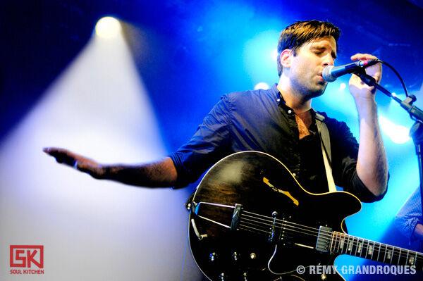 Photos concert : Shout Out Louds + Baden Baden @ La Maroquinerie, Paris | 13 octobre 2010