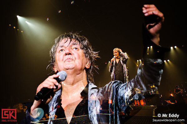 Photos concert : Jacques Higelin @ Zénith de Paris, Paris | 18 octobre 2010