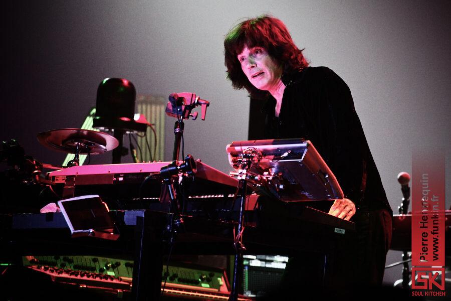 Photos concert : Jean Michel Jarre @ Zénith de Dijon | 7 novembre 2010