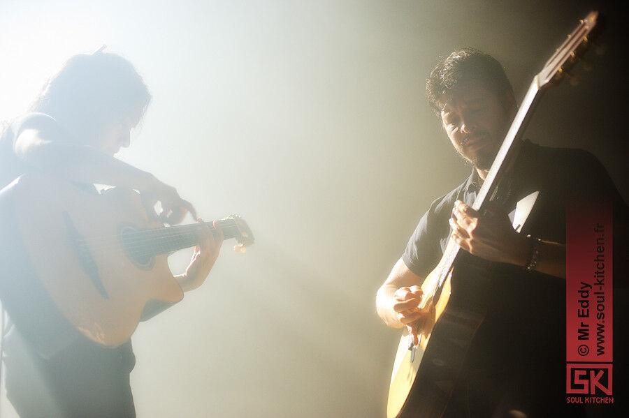 Photos concert : Rodrigo Y Gabriela @ Zénith de Paris, Paris | 19 novembre 2010