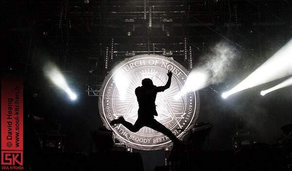 photos concert : Bloody Beetroots Dead Crew 77 @ Musilac 2011, 14 Juillet 2011