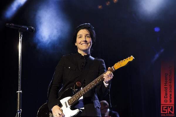 Photos concert : Texas @ Nuits de Fourvière 2011, Lyon | 19 juillet 2011
