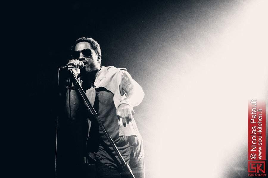 Photos concert : Lenny Kravitz @ Zénith, Nantes | 23 octobre 2011